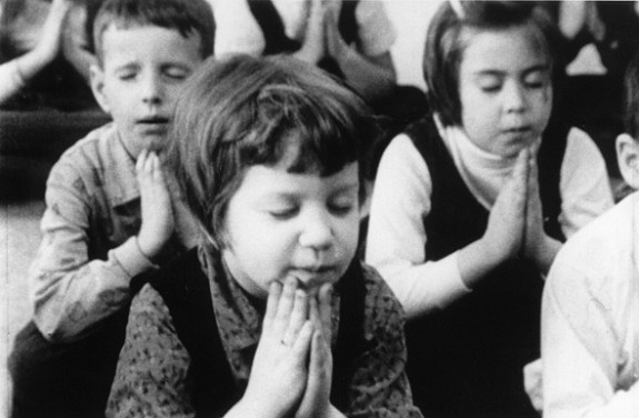 Debate: Praying at school?